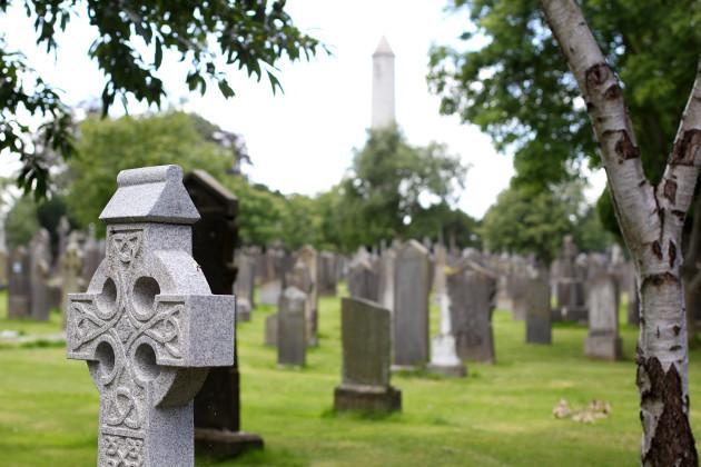 13/8/2014. Glasnevin Cemeteries