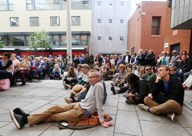 16/6/2015 Bloomsday Celebrations