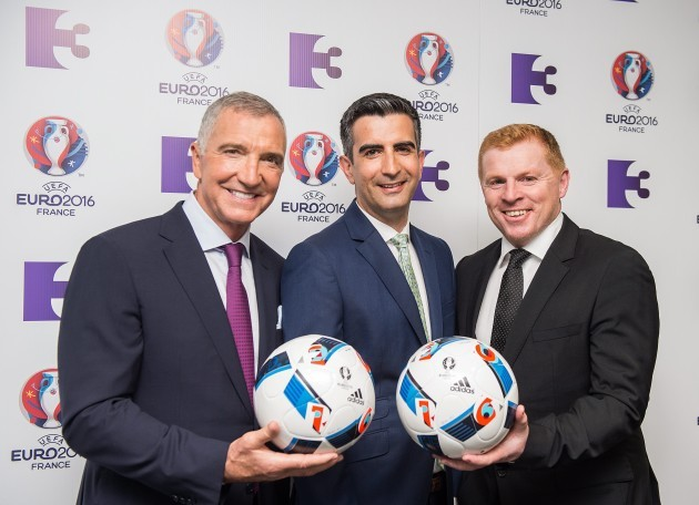 Announcement of TV3's Euro 2016 Coverage Plans