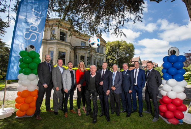 RTÉ Sport Launches UEFA EURO 2016 Coverage