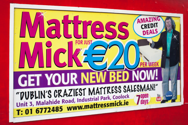 Mattress Mick