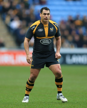 Wasps v Leinster Rugby - European Champions Cup - Pool Five - Ricoh Arena
