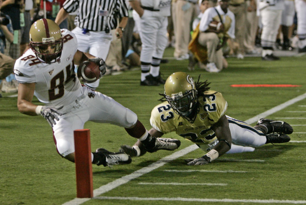 Boston College Ga Tech Football