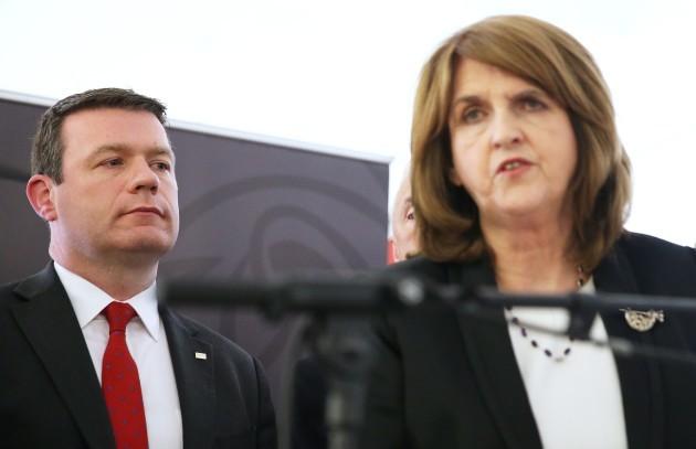 Joan Burton resignation