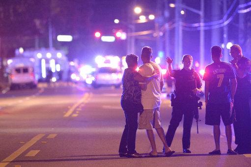 Pulse Shooting Orlando