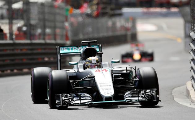 Monaco Grand Prix - Race Day - Circuit de Monaco