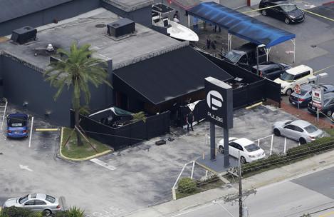 Nightclub Shooting Florida
