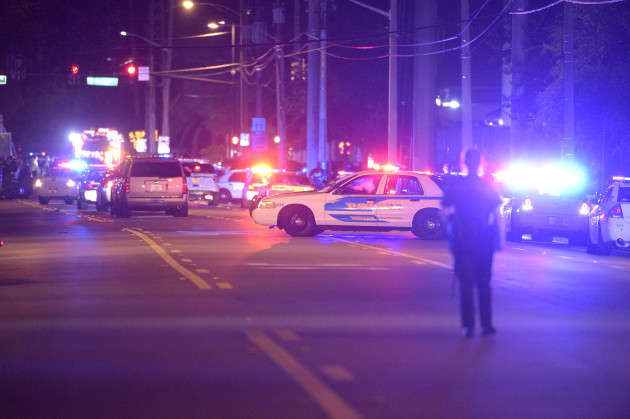 Nightclub Shooting Orlando