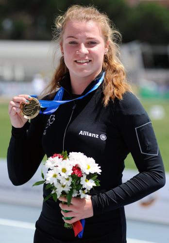 IPC Athletics European Championships Grosseto 2016