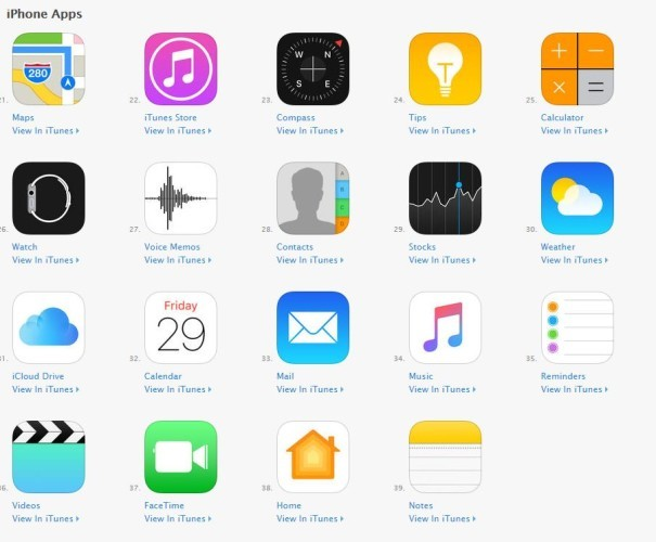 iOS 10 removable apps