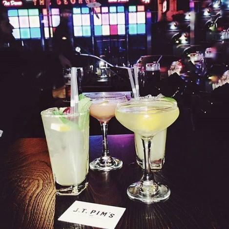    SATURDAY NIGHT    #jtpims #cocktails #dublin #saturday