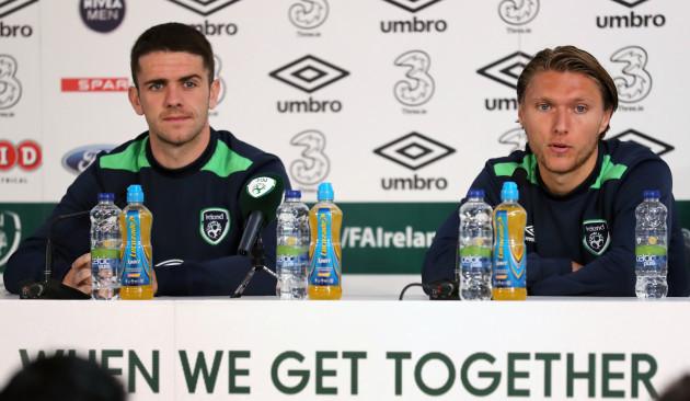 Republic of Ireland - UEFA Euro 2016 - Media Activity - June 15th