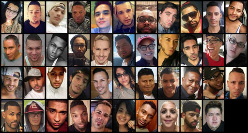 Nightclub Shooting Victims