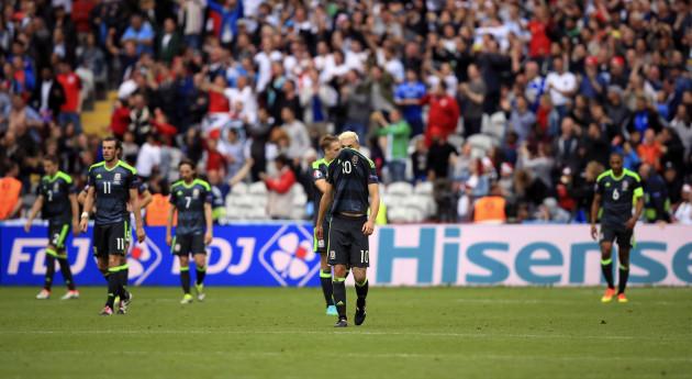England v Wales - UEFA Euro 2016 - Group B - Stade Felix Bollaert-Delelis