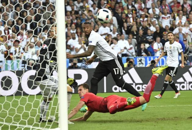 Soccer Euro 2016 Germany Poland