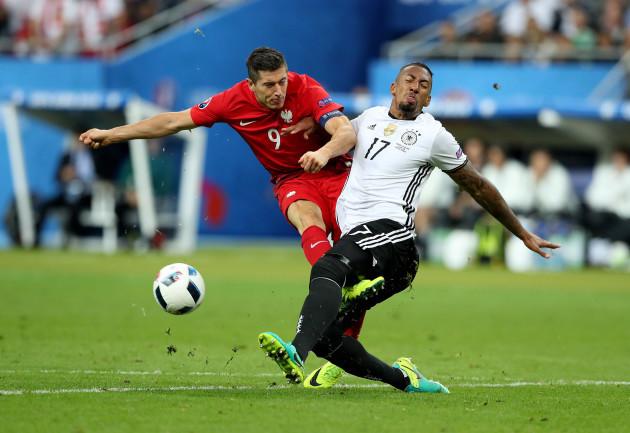 Germany v Poland - UEFA Euro 2016 - Group C - Stade de France