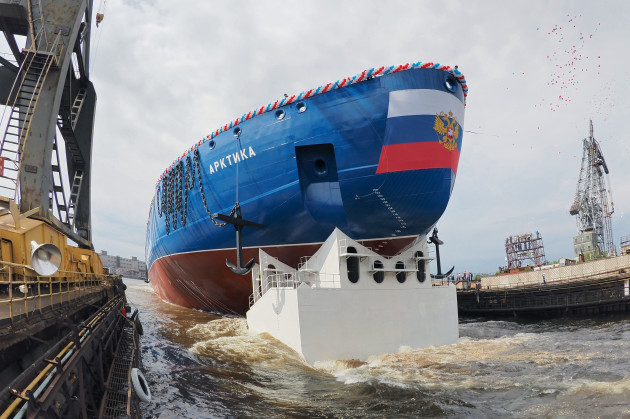 Russia New Icebreker
