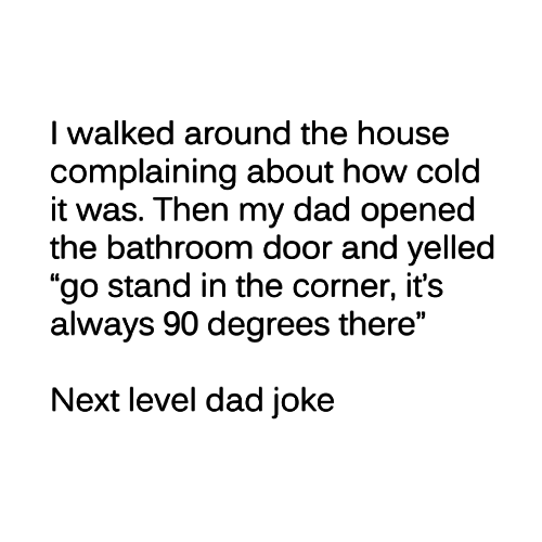 20 glorious Dad jokes you can't help but crack a smile at