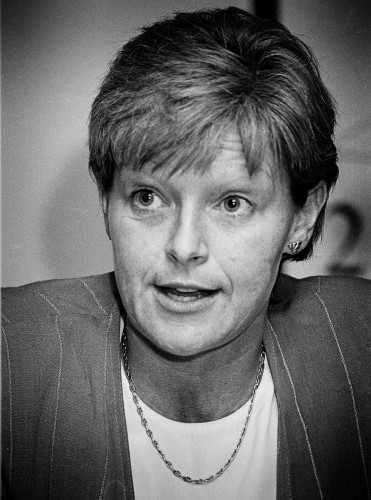 File Photo: RTE Programme on Veronica Guerin to air at 9.35pm tonight. End.