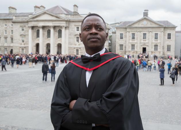Trinity Access Programme Andre Maseko-2
