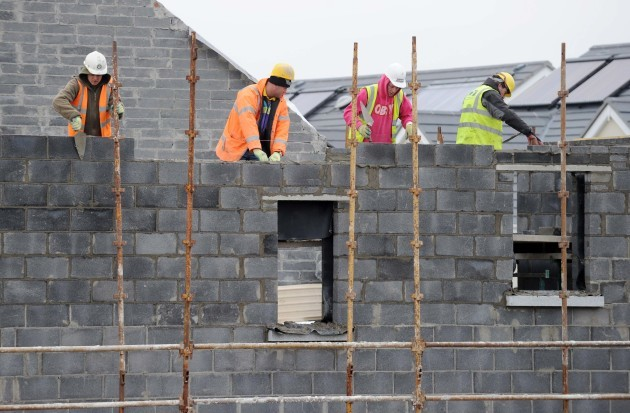 File Photo About 21,000 new homes will be needed each year for the next three years to meet demand, according to a new report by the Housing Agency. The first National Statement of Housing Supply and Demand aims to provide figures on how many homes are ne