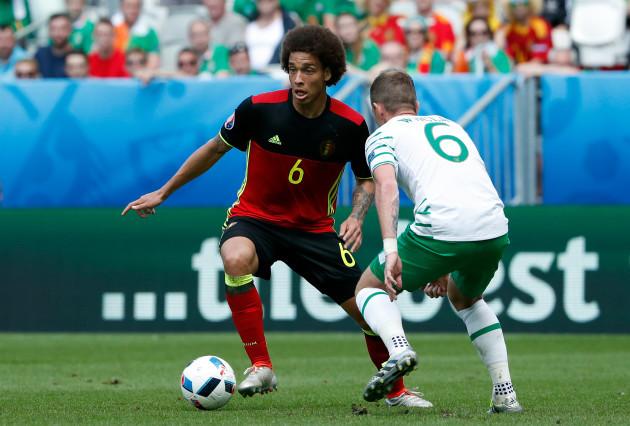 Soccer Euro 2016 Belgium Ireland