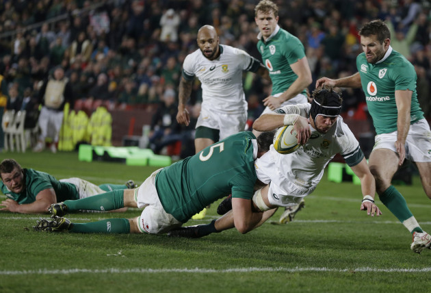South Africa Ireland Rugby