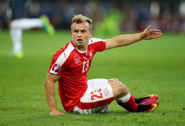 Switzerland v France - UEFA Euro 2016 - Group A - Stade Pierre Mauroy