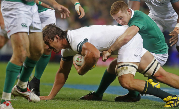 South Africa Test Rugby Ireland