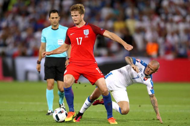 Slovakia v England - UEFA Euro 2016 - Group B - Stade Geoffroy Guichard