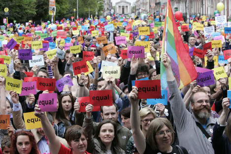 10/5/2015 Gay Marriage Equality Referendums
