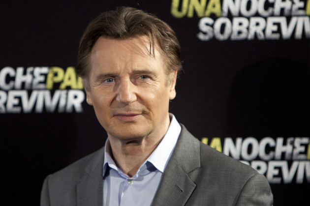 Spain Liam Neeson