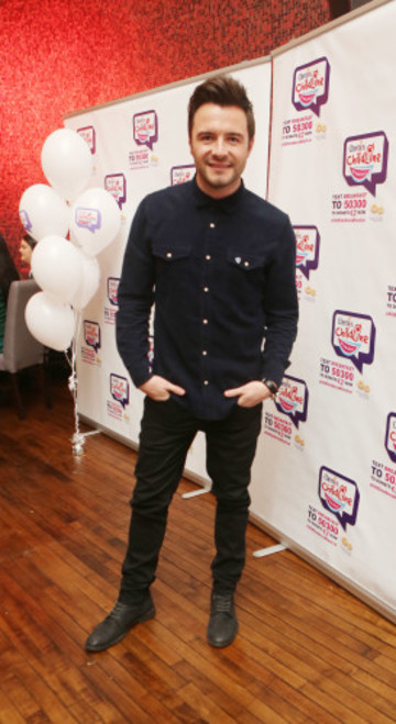 .  Shane Filan at the the Ch