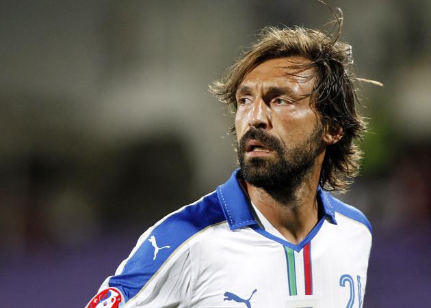 Italy Malta Euro Soccer