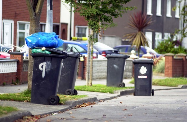 File Photo Bin charges treble for customers as companies accused of operating a cartel. MINISTER FOR THE Environment will bring in legislation if private companies are found to be abusing the new pay by weight system by hiking up prices for customers.