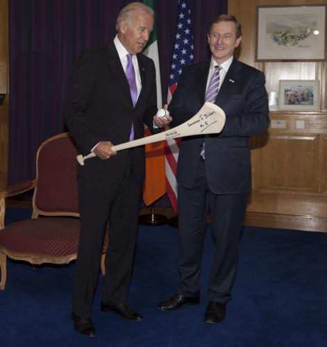 21/6/2016. Visit of American Vice President, Joe B