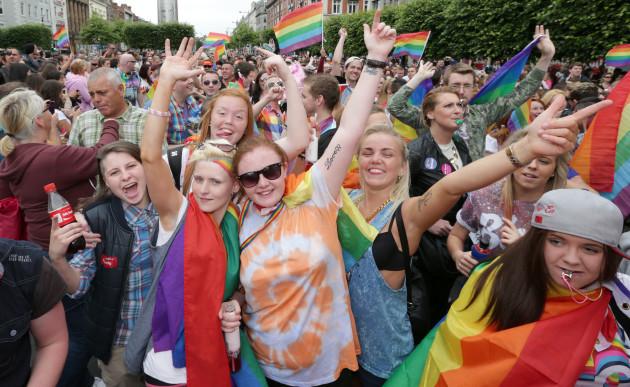 29/6/2013. Gay Pride Parades
