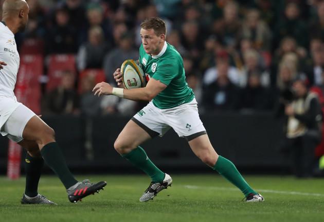 Ireland's Craig Gilroy