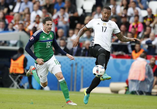 Northern Ireland v Germany - UEFA Euro 2016 - Group C - Parc Des Princes