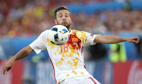 Soccer Euro 2016 Croatia Spain