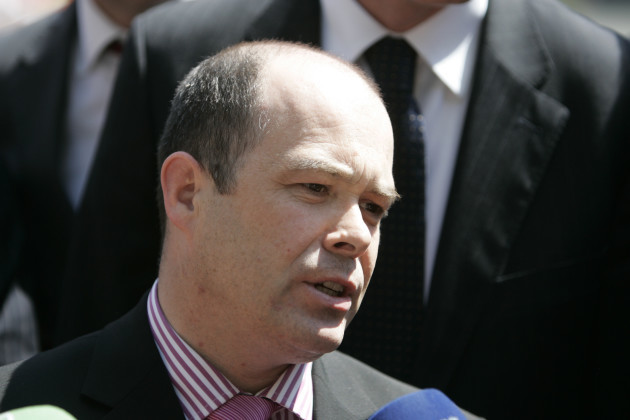 15/6/2010. Fine Gael Leadership Crisis