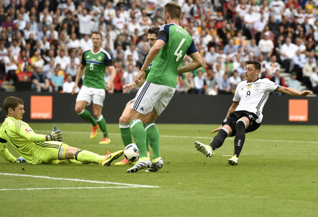 Soccer Euro 2016 Northern Ireland Germany