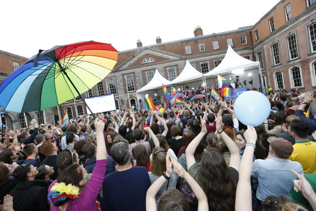 23/5/2015 Gay Marriage Equality Referendums