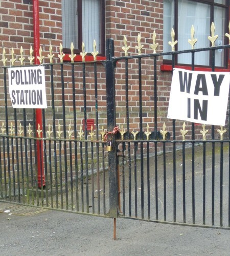 derry polling