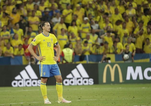 Sweden v Belgium - UEFA Euro 2016 - Group E - Stade de Nice