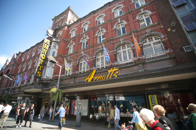 5/6/2007. Arnotts Store on Henry Street