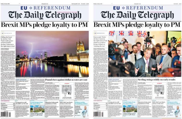 FP Telegraph