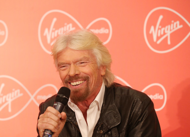 .  Richard Branson- founded