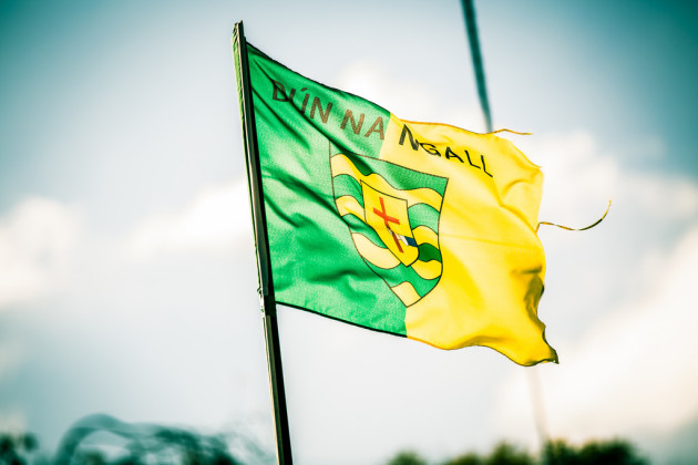 Dún na nGall - County Donegal Flag