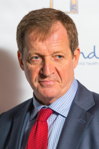 Alistair Campbell highlights 'mental health trauma fall-out' from Troubles